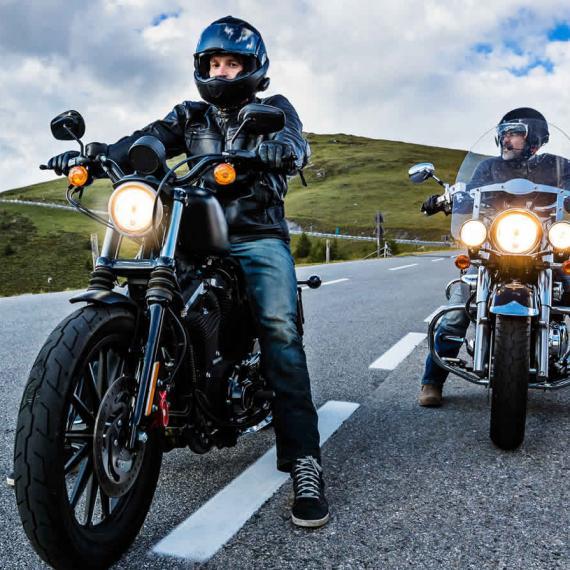 faire de la moto Lleida Hotel Flòrido routes