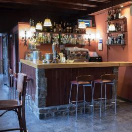 Bar et cafétéria du Flòrido Hotel