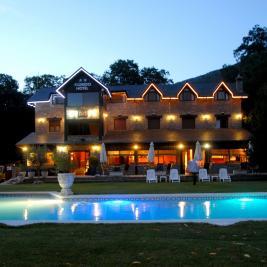 Flòrido Hotel pendant la nuit