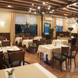 Salle à manger du Flòrido Hotel
