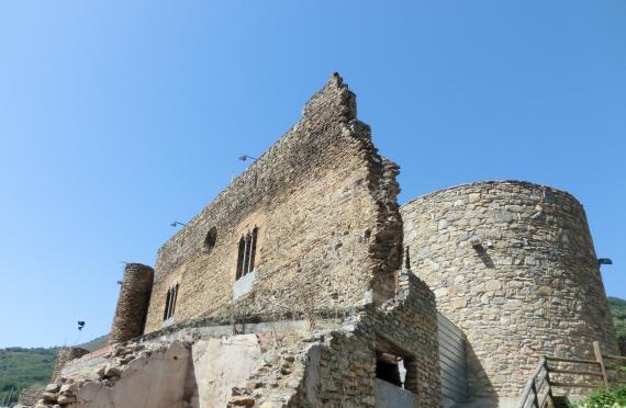 Castell dels Comtes de Pallars