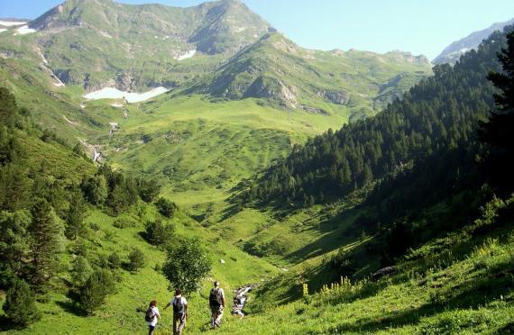 Parc Naturel des Hautes Pyrénées