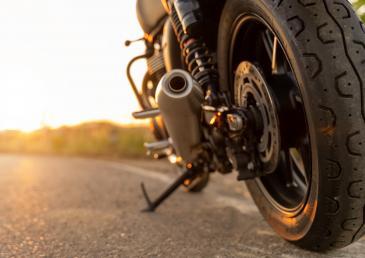 Aparcamiento interior para motos