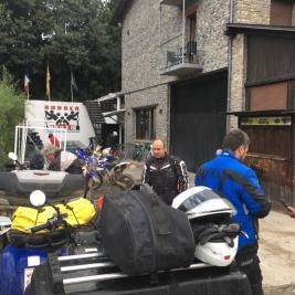 Hotel Flòrido Lleida Routes a moto